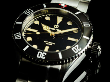 Retrospective the entire omega seamaster x james bond 007 history watchdandy for Protos watches